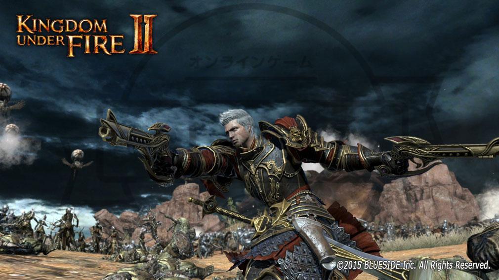 Kingdom Under Fire2(キングダムアンダーファイア)KUF2 MMO式アクションRPG