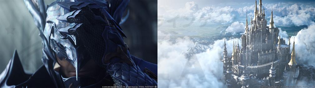 ファイナルファンタジー14(FF14) 蒼天のイシュガルド PC 物語要素