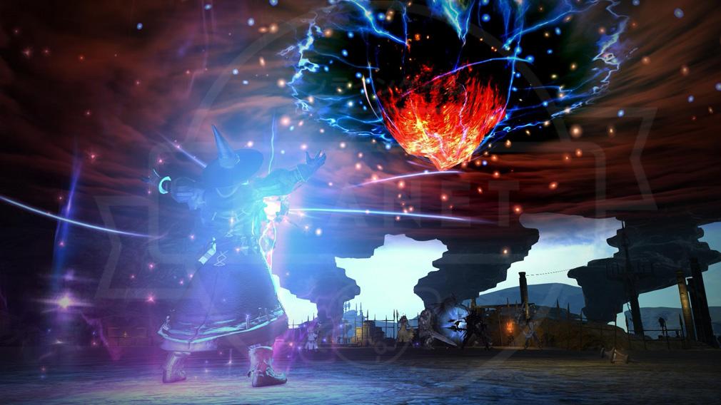 ファイナルファンタジー14(FF14) 蒼天のイシュガルド PC メテオ