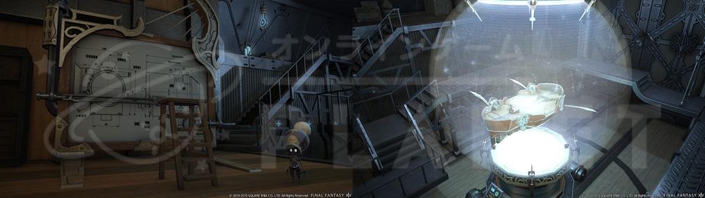 ファイナルファンタジー14(FF14) 蒼天のイシュガルド PC カンパニークラフト