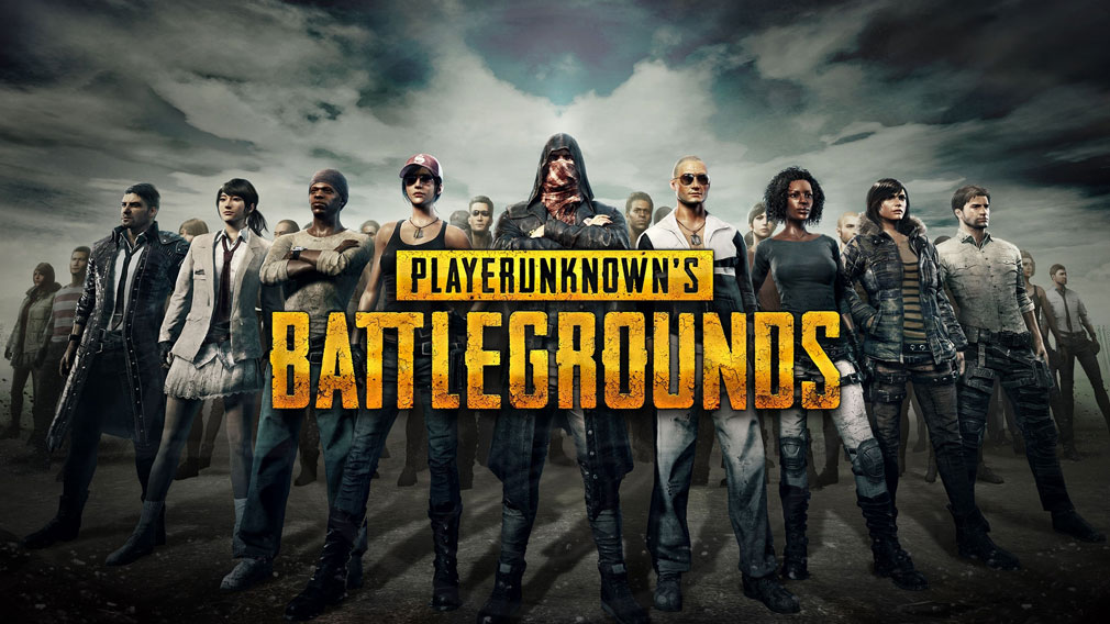 PLAYERUNKNOWN'S BATTLEGROUNDS(PUBG) メインイメージ