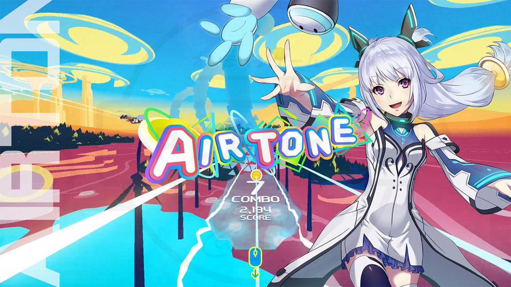 Airtone(エアトーン) PC メインイメージ