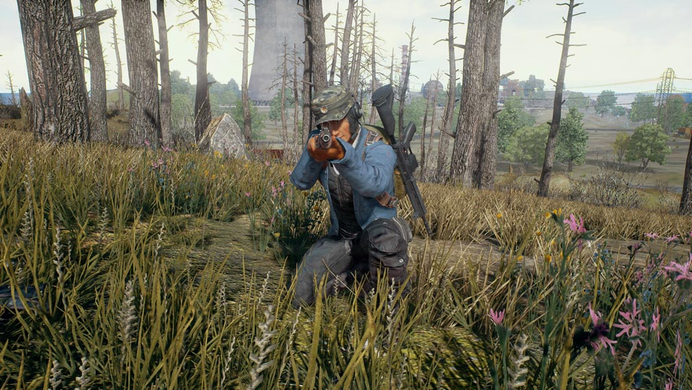 PLAYERUNKNOWN'S BATTLEGROUNDS(PUBG) 装備