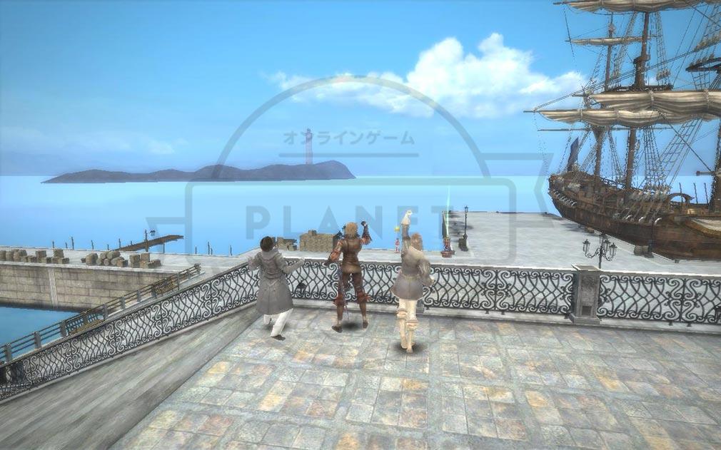 グラナドエスパダ Granado Espada (GE) ゲームフッターイメージ