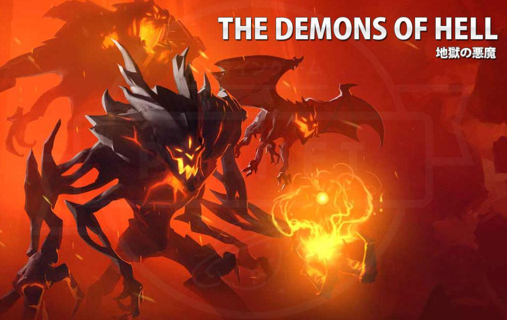Albion Online(アルビルオンライン) pc 地獄の悪魔(デーモンズ)
