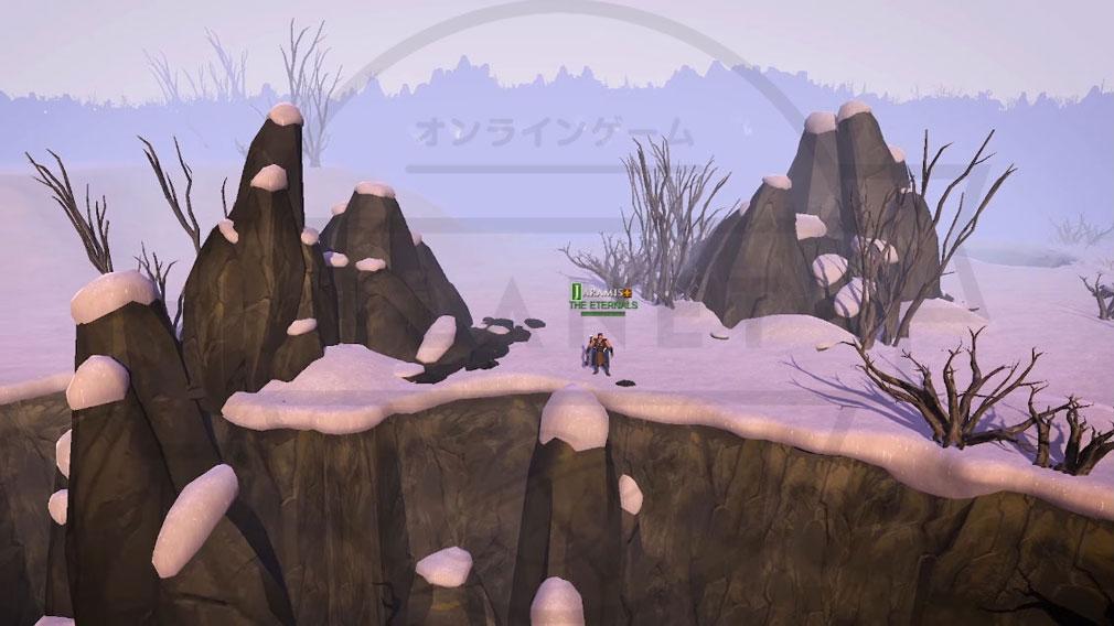 Albion Online(アルビルオンライン) pc シームレスなサンドボックスMMORPG