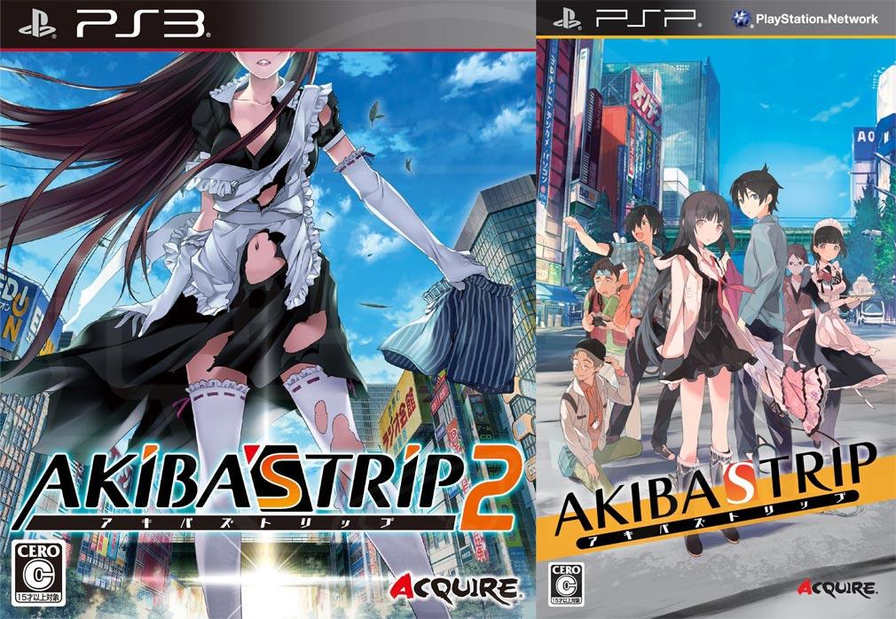 『AKIBA'S TRIP(アキバズストリップ)』シリーズ
