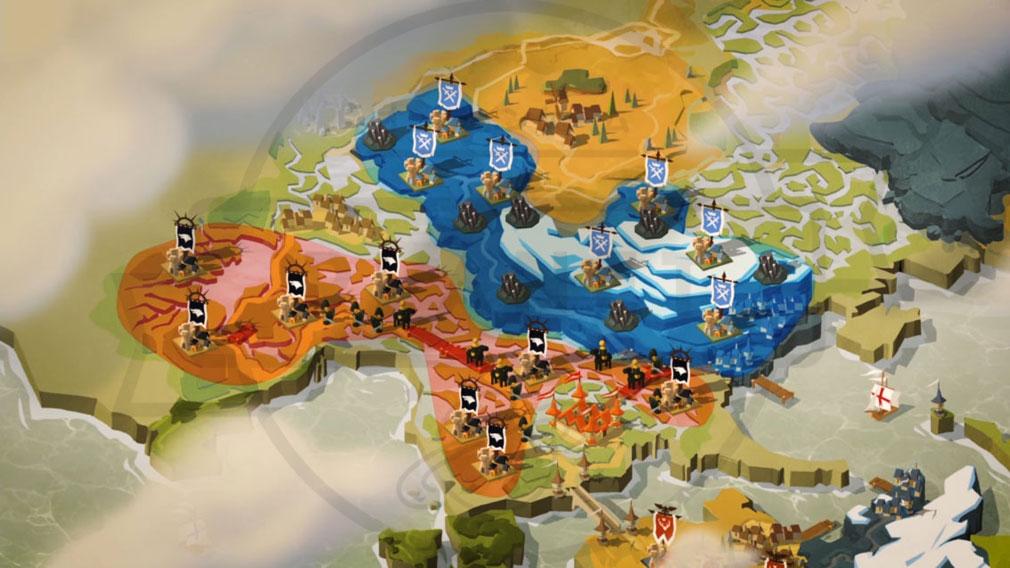 Albion Online(アルビルオンライン) pc ワールドマップ