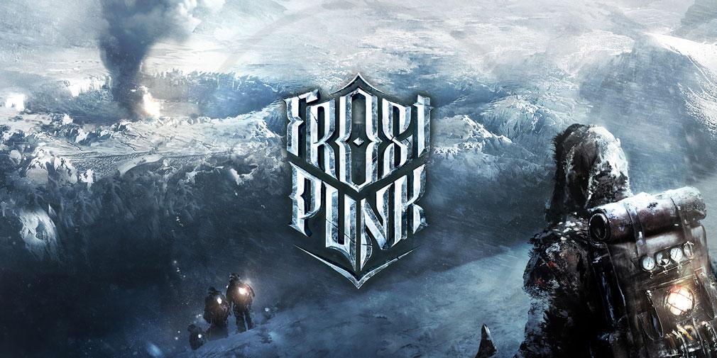Frostpunk(フロストパンク) PC キービジュアル