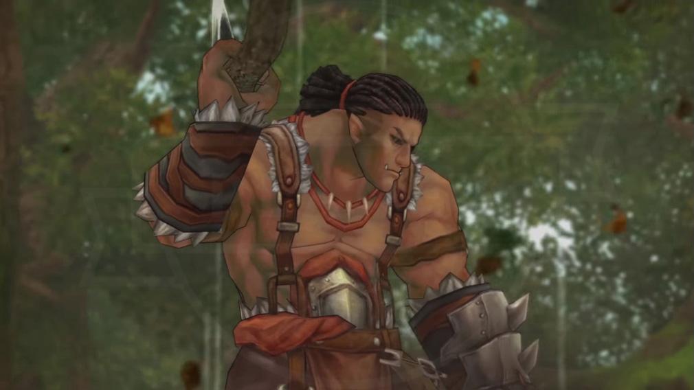 CARAVAN STORIES(キャラバンストーリーズ) キャラスト PC オーク