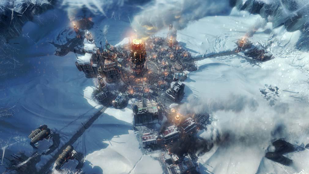 Frostpunk(フロストパンク) 地球最後の都市スクリーンショット