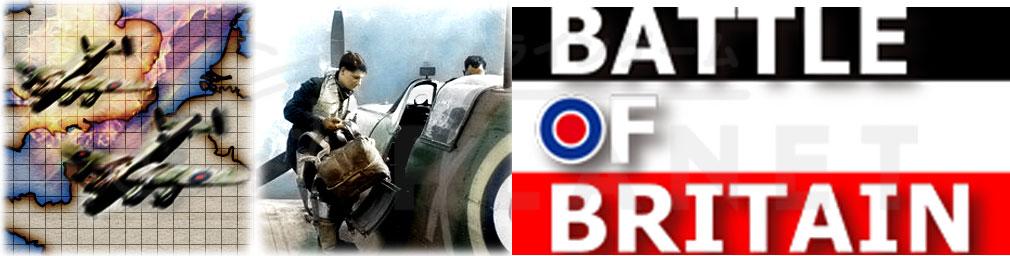 バトルオブブリテン(Battle of Britain)BoB フッターイメージ