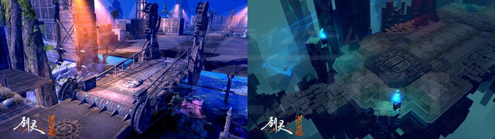 ブレイドアンドソウル (Blade and Soul) BnS:Hongmoon Rising オブジェクトSS