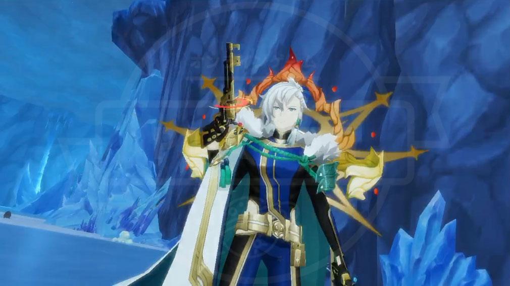叛逆性ミリオンアーサー(はんぎゃくせいMA) 流浪×ベトールの『シンクロ』状態スクリーンショット