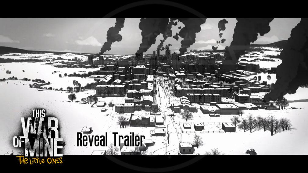 This War of Mine(ディスウォーオブマイン)TWoM PC 占領下にある架空の都市『Pogoren』
