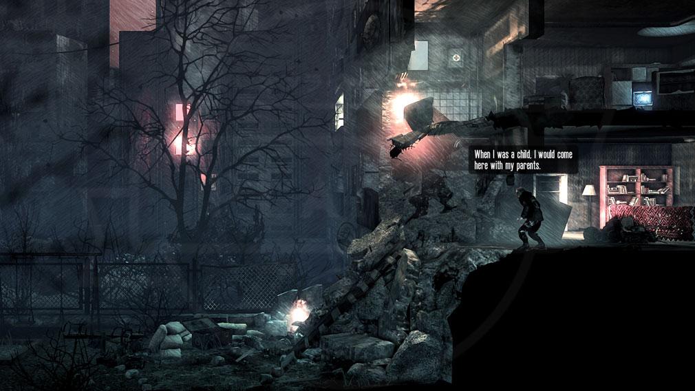 This War of Mine(ディスウォーオブマイン)TWoM PC 夜間