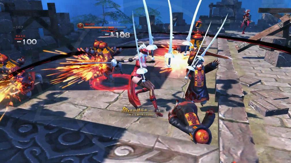 ブレイドアンドソウル (Blade and Soul) BnS:Hongmoon Rising 武侠アクション