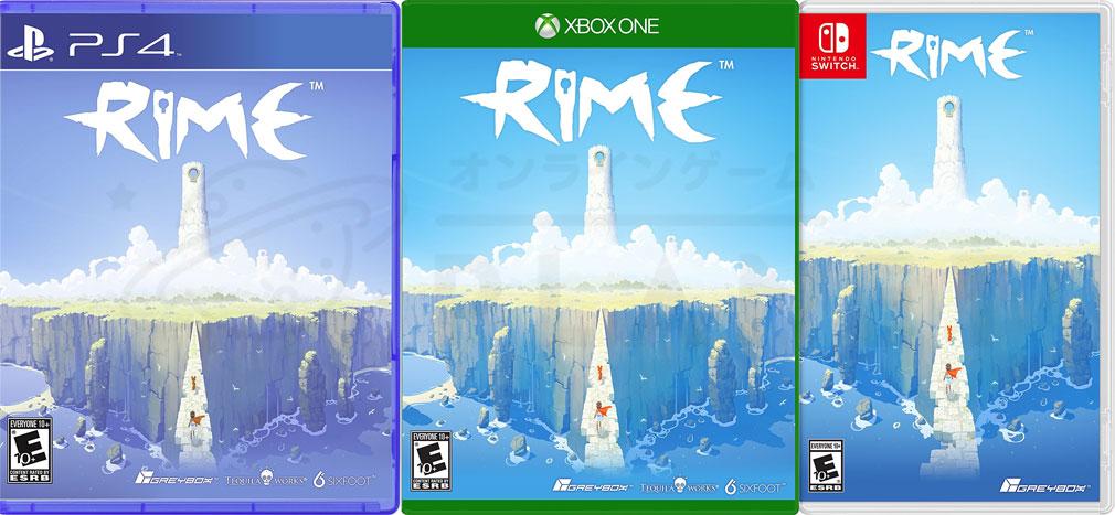 RiME PS4・XBOX ONE・ニンテンドーSWITCH版