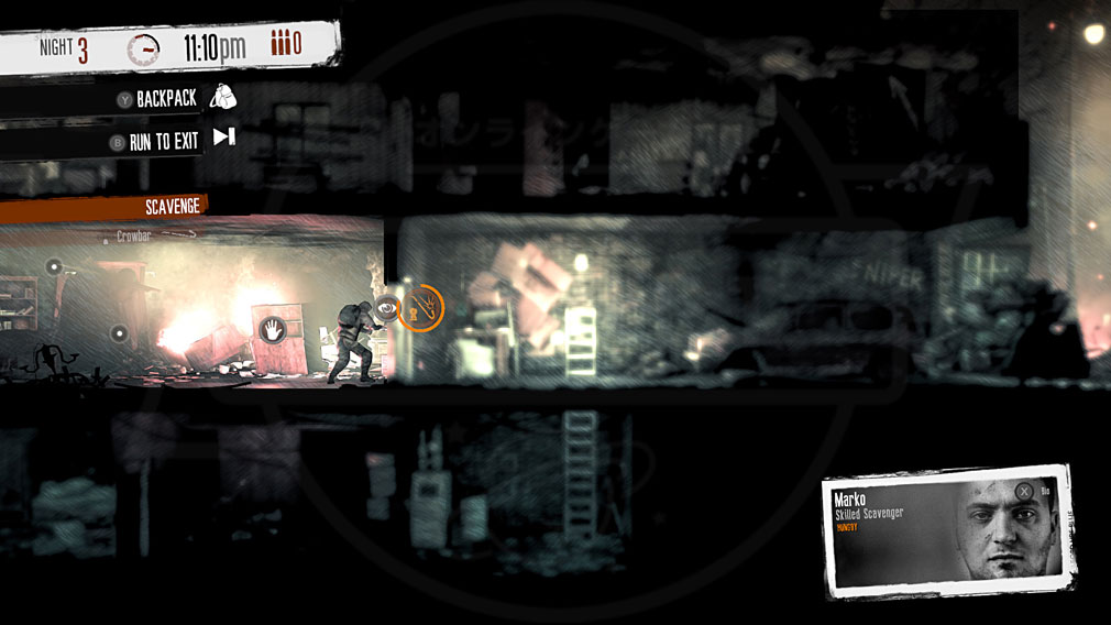This War of Mine(ディスウォーオブマイン)TWoM PC 鍵開けのスクリーンショット