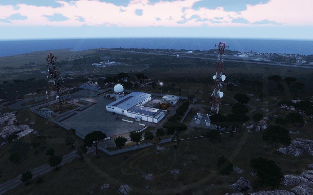 Argo(アルゴ) ゲームの舞台