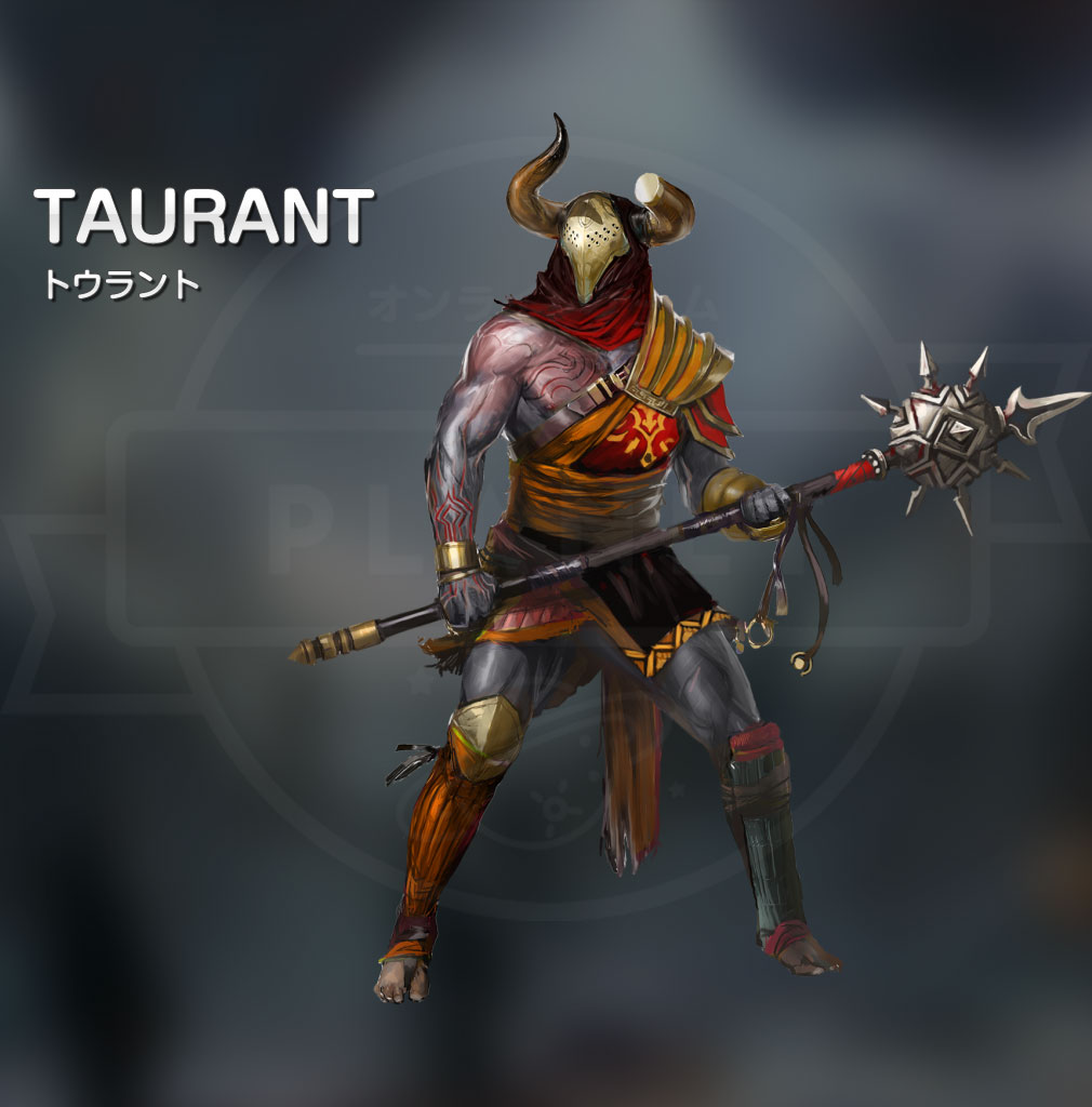 Mirage Arcane Warfare(ミラージュ アーケイン ウォーフェアー) クラス【Taurant(トウラント)】