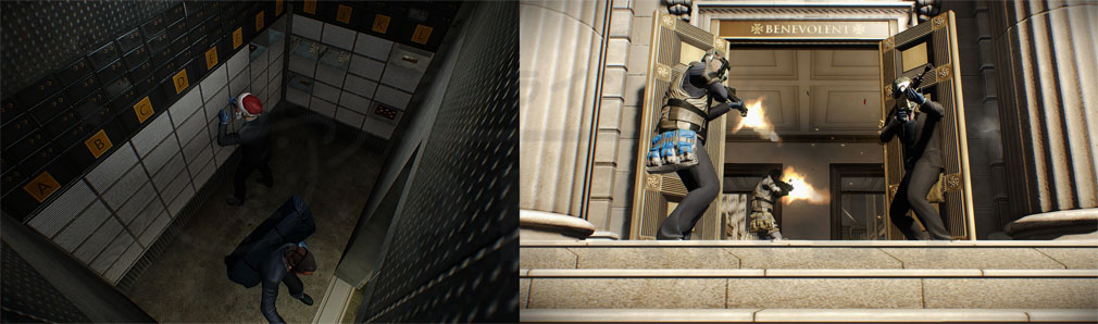PAYDAY 2 (ペイデイ2) PC 強盗アクション