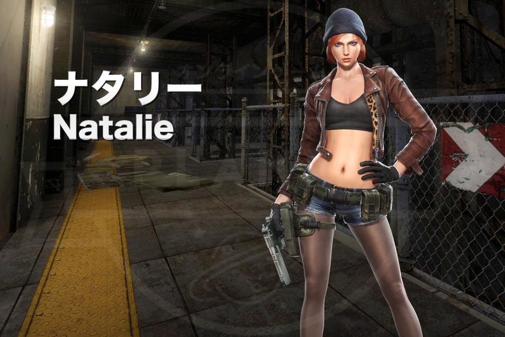 カウンターストライクオンライン2(CSO2) テロリスト『ナタリー(Natalie) CV:-』