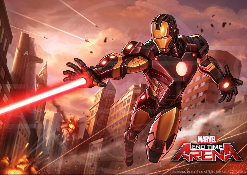 Marvel End Time Arena(マーベラス エンドタイム アリーナ) アイアンマン
