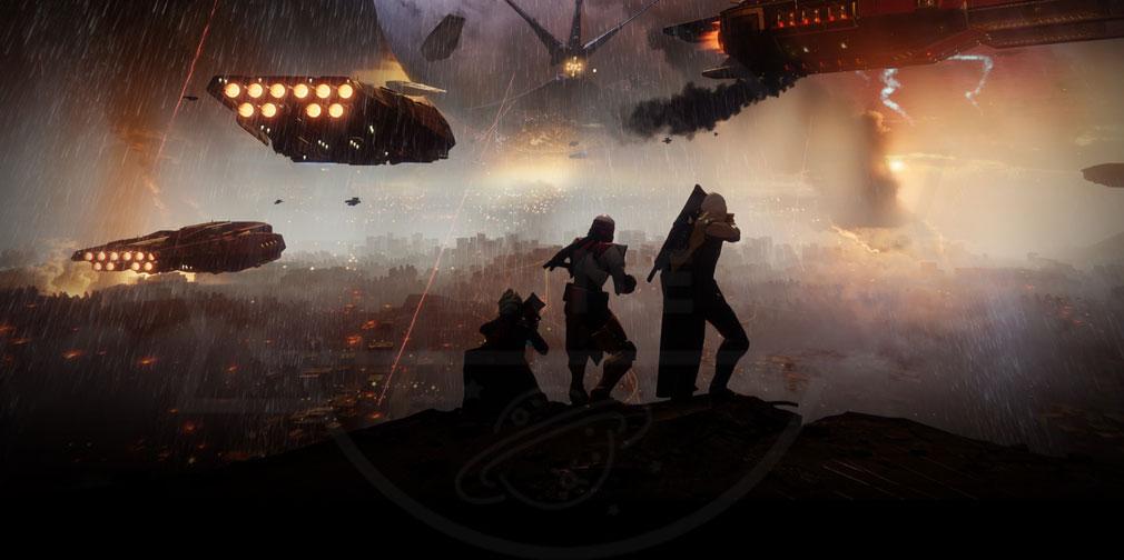 Destiny 2(ディスティニー2) PC キャラクター
