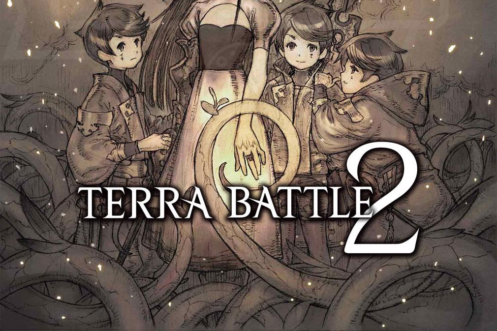 TERRA BATTLE2 (テラバトル2) PC キービジュアル