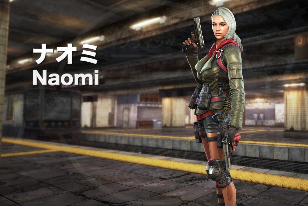 カウンターストライクオンライン2(CSO2) テロリスト『ナオミ(Naomi) CV:-』