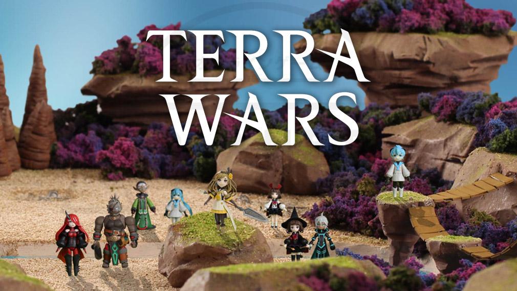 テラウォーズ(TERRA WARS) キービジュアル