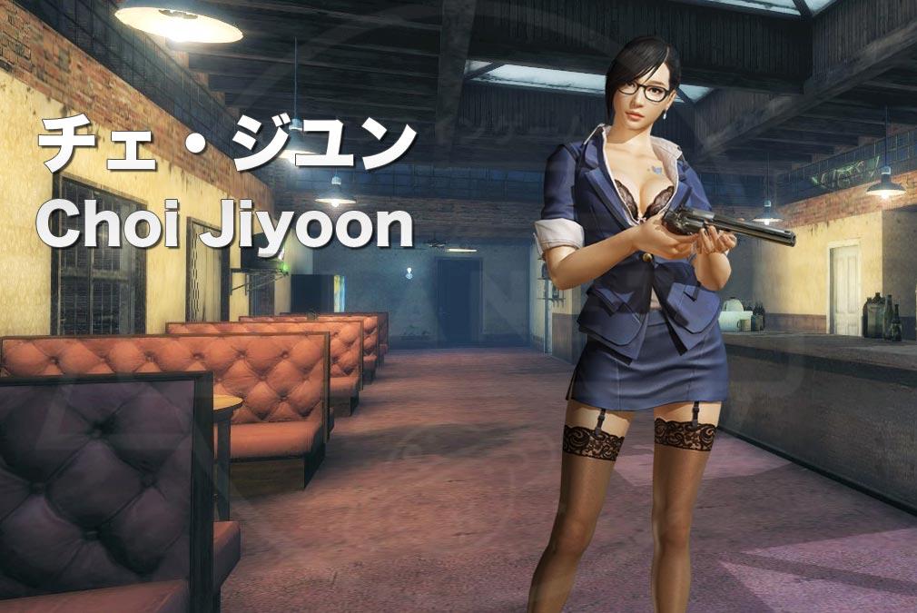 カウンターストライクオンライン2(CSO2)日本 対テロ部隊/CTU『チェ・ジユン(Choi Jiyoon) CV:沢城 みゆき』