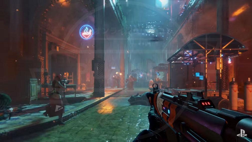 Destiny 2(ディスティニー2) PC FPSバトルスクリーンショット