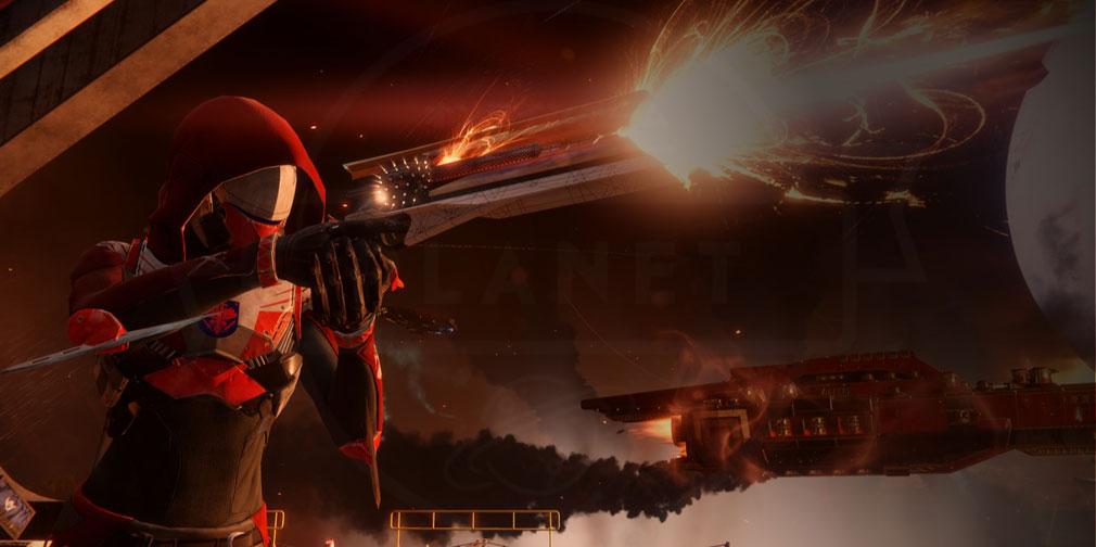 Destiny 2(ディスティニー2) PC 武器システム