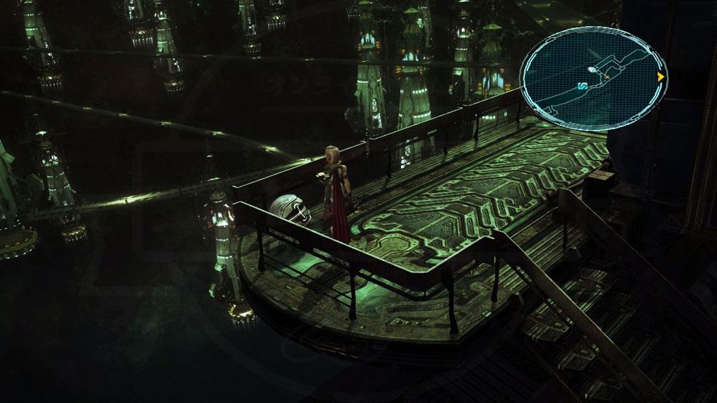 PCブラウザ版 ファイナルファンタジー13(FF13) 宝箱設置エリア