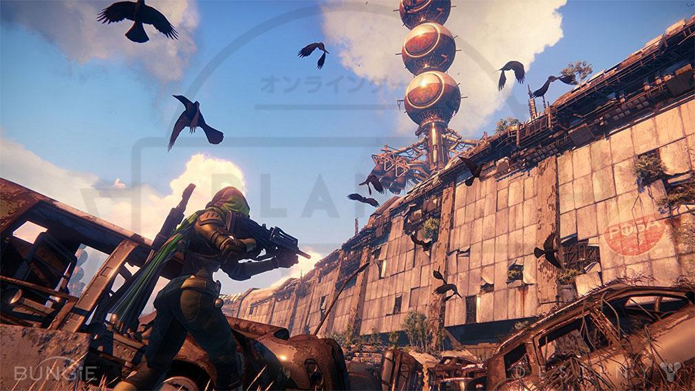 Destiny (ディスティニー) PS4 スクリーンショット