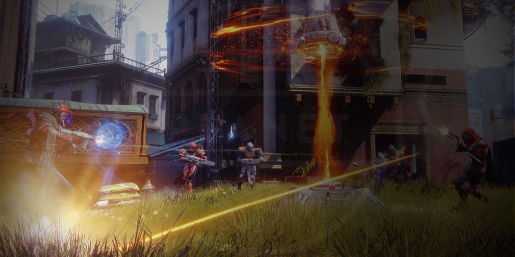 Destiny 2(ディスティニー2) PC 対戦マルチプレイヤーモード