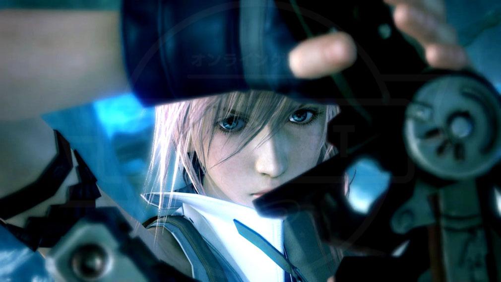 PCブラウザ版 ファイナルファンタジー13(FF13) アニメーションカット
