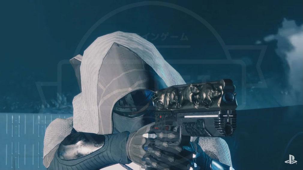 Destiny 2(ディスティニー2) PC 武器カスタム