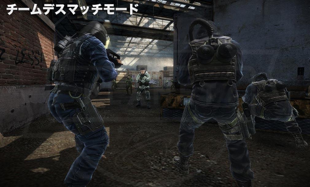 カウンターストライクオンライン2(CSO2) チームデスマッチモード