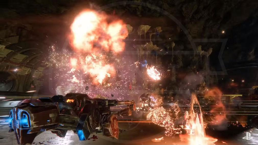 Destiny 2(ディスティニー2) PC バトルスクリーンショット