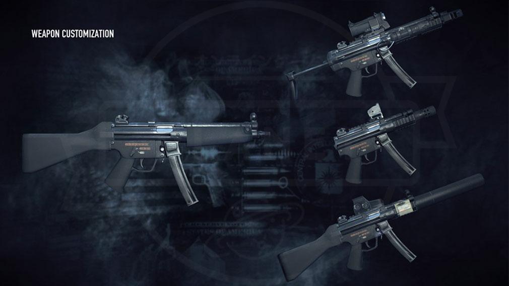 PAYDAY 2 (ペイデイ2) PC 武器カスタマイズ