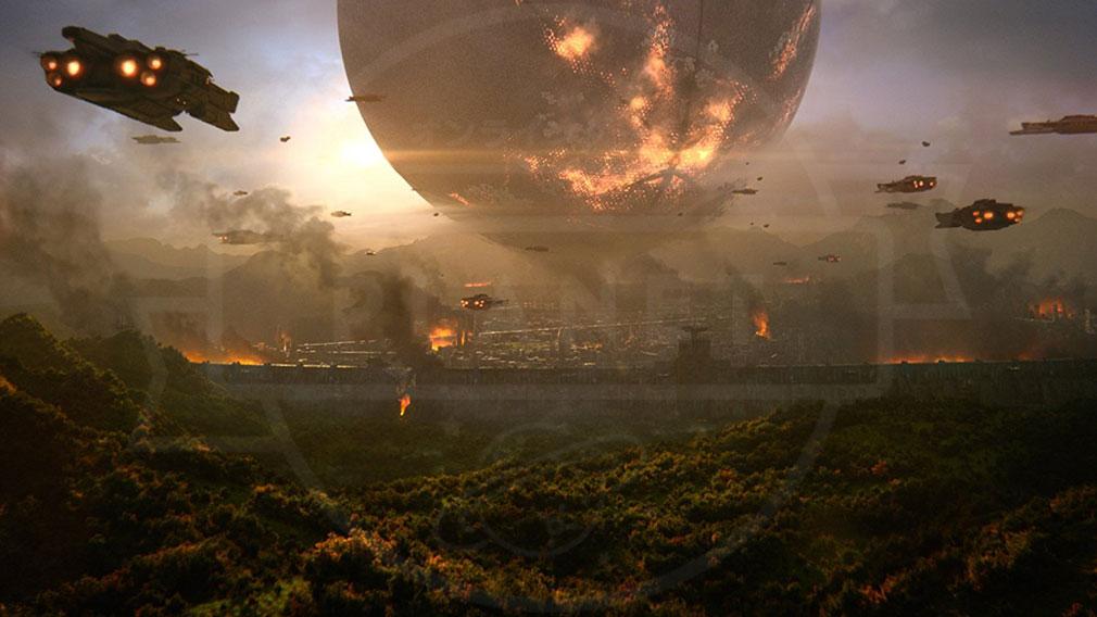 Destiny 2(ディスティニー2) PC 世界観