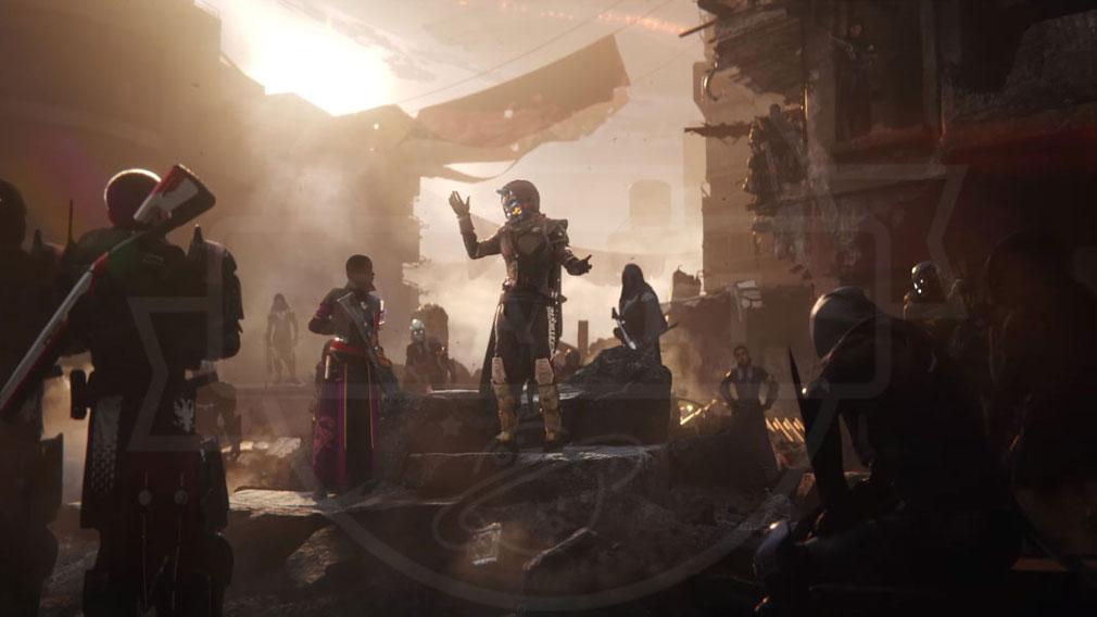 Destiny 2(ディスティニー2) PC 故郷を取り戻し立ち向かう物語