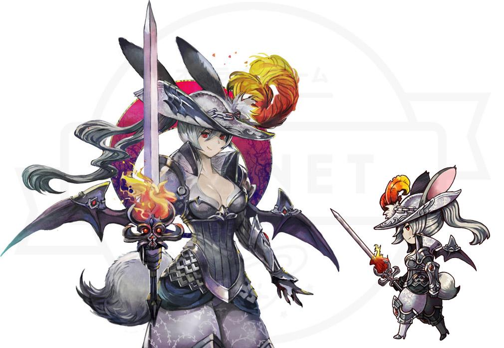 ANTIQUE CARNEVALE(アンティークカルネヴァーレ) アンカル PC 『ピース』キャラクター