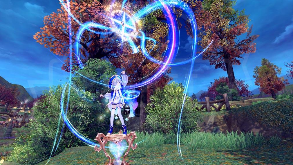 幻想神域-Cross to Fate-  幻神『クロノス』