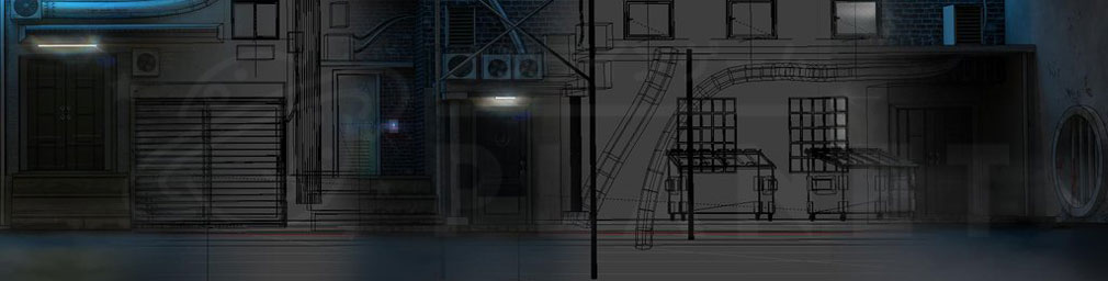 東京ダーク PC フィールド開発中画像