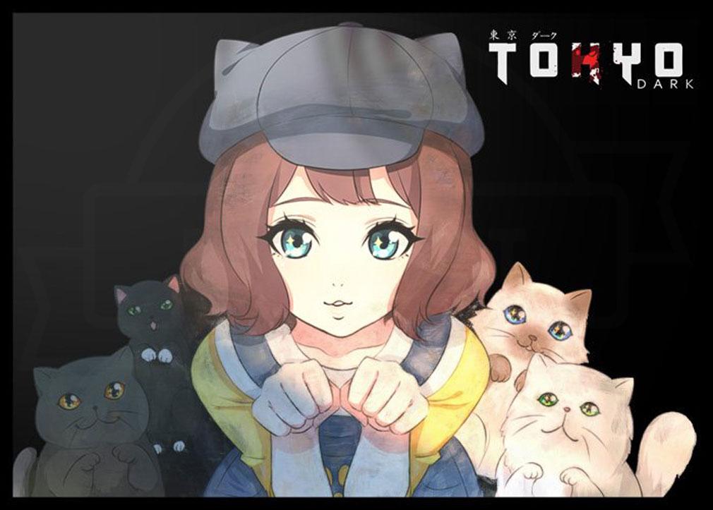 東京ダーク PC 個性的なキャラクター