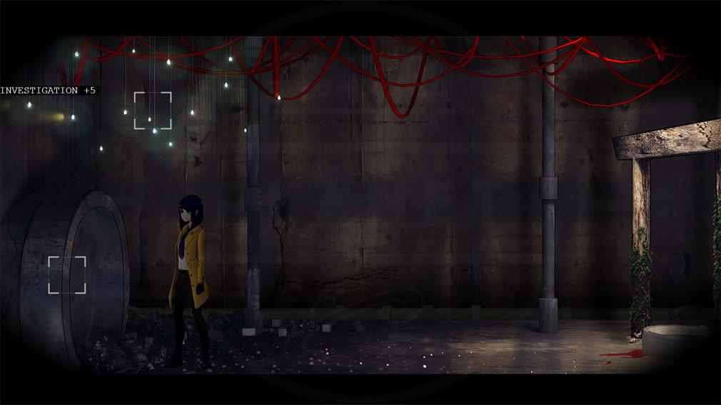 東京ダーク PC 探索スクリーンショット